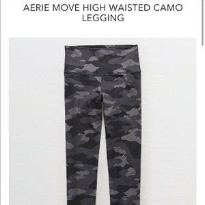 Aerie Move Camo Leggings